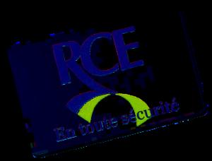 Carte RCE