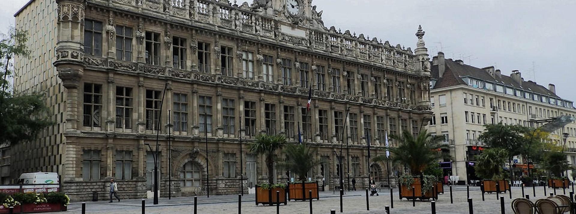 Vidéosurveillance secteur public à Valenciennes