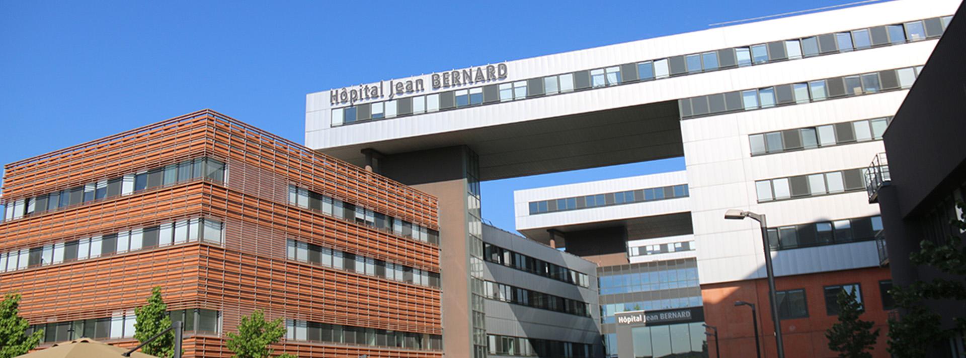 Installation système de sécurité centre hospitalier
