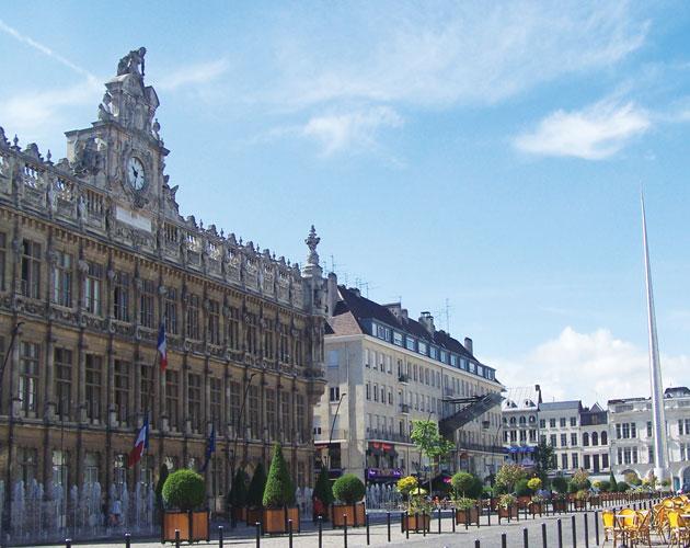 Vidéosurveillance Ville de Valenciennes