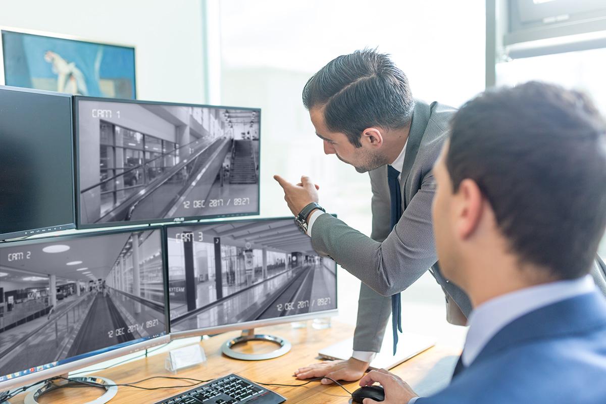 Système de vidéosurveillance RCE