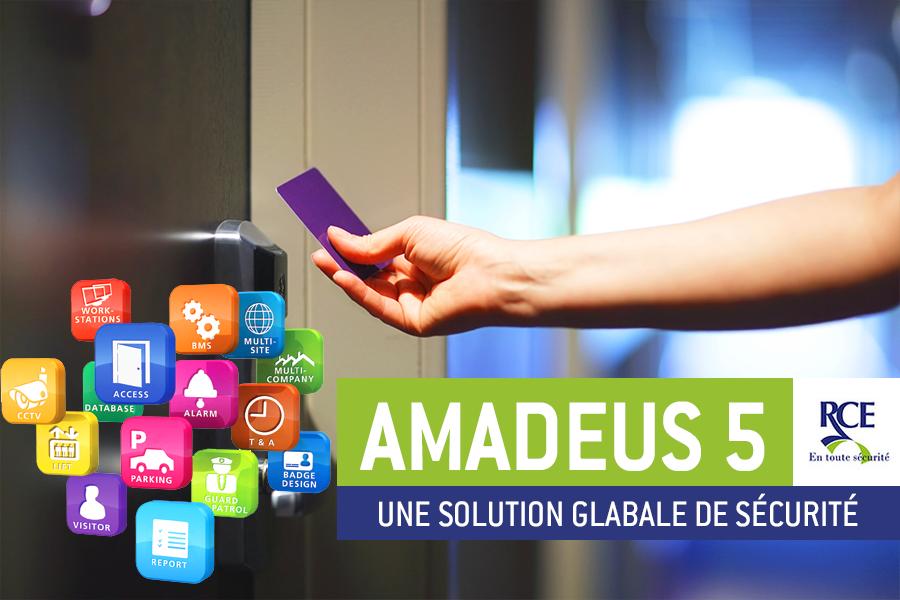AMADEUS 5 : Une solution globale de sécurité