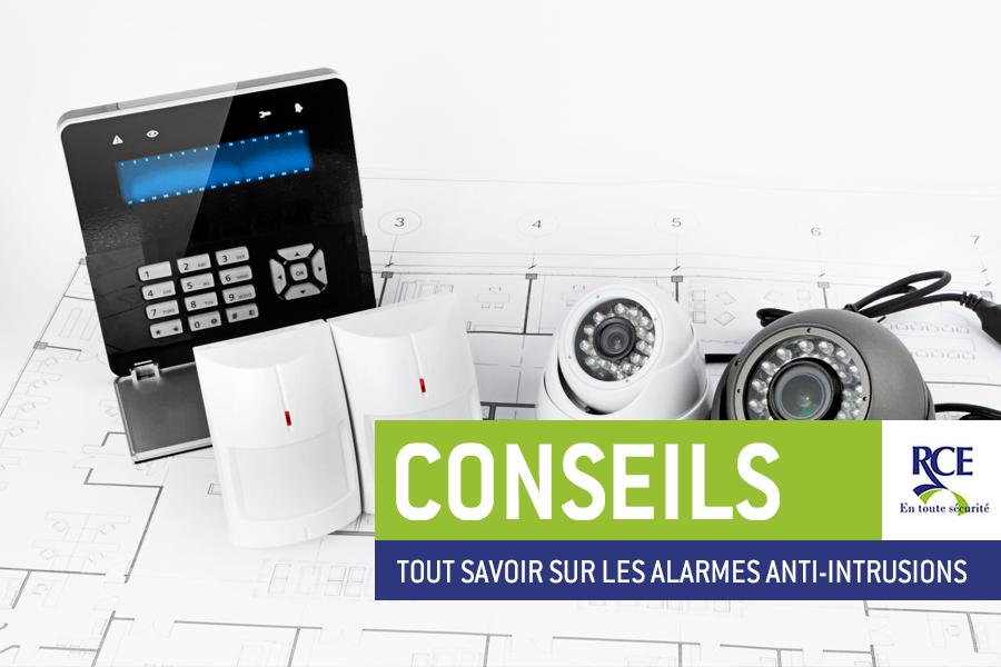 Tout savoir sur les alarmes anti-intrusions : Sans-fil et filaire