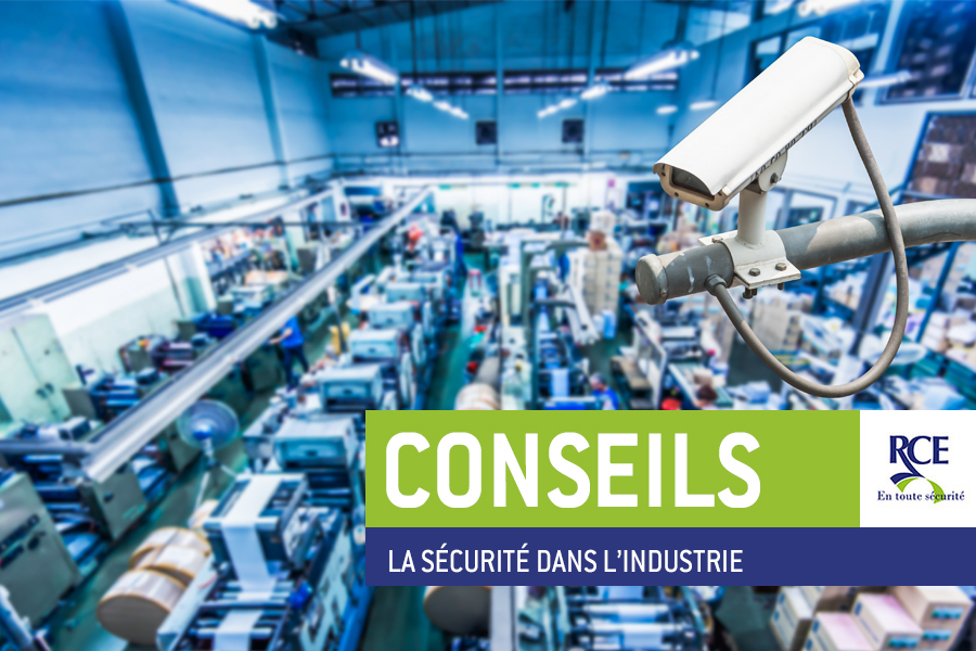 Solutions de sécurité en Industrie