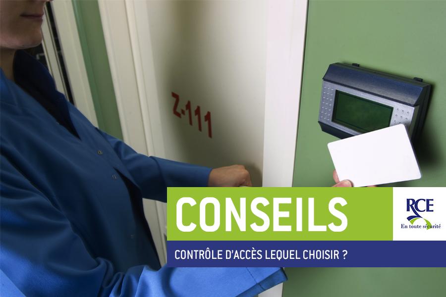 Contrôle d'accès avec badges, cartes et empreintes digitales… Lequel choisir ?