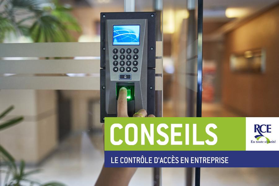 Le contrôle d'accès premier levier de la sécurité en entreprise