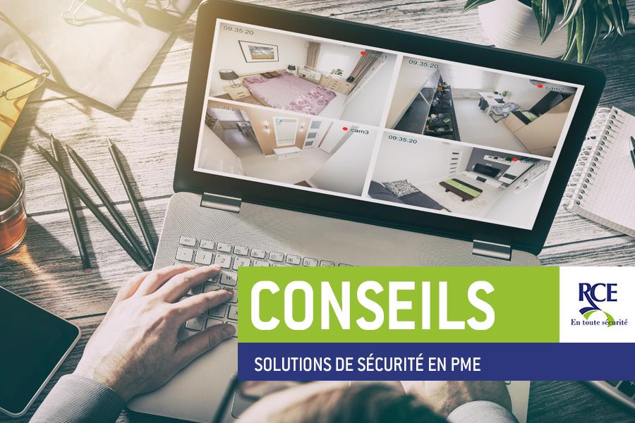 Solutions de sécurité en PME